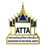 Member no.02647 of Association of Thai Travel Agents (ATTA)