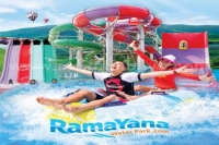 Ramayana Water Park in Pattaya (Ticket Only) Code S-124