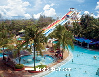 Siam Amazing Park (Ticket+Lunch+Transportation), Code S-83